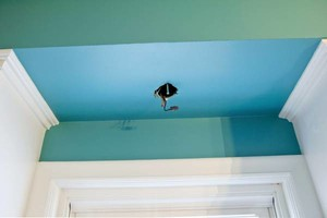 Photo #3: PAINTING AND DRYWALL REPAIR / WALLPAPER REMOVAL