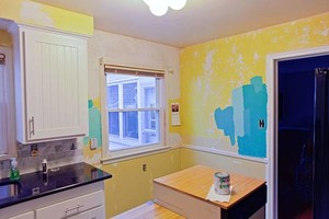 Photo #2: PAINTING AND DRYWALL REPAIR / WALLPAPER REMOVAL