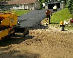 Photo #1: H&C Property Maintenance sealcoating asphal