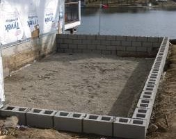 Photo #4: Foundation and floors by licensed masonry and concrete contractor