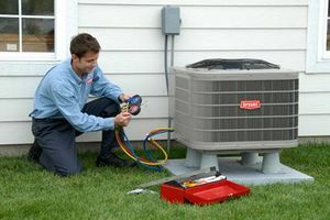 Photo #1: FURNACE AND AIR CONDITIONING REPAIR