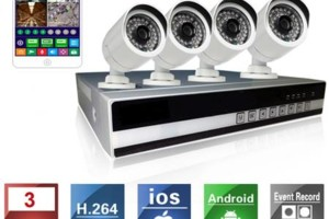 Photo #4: Home CCTV Security Camera Systems; Complete Setup and Installation