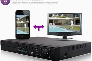 Photo #3: Home CCTV Security Camera Systems; Complete Setup and Installation