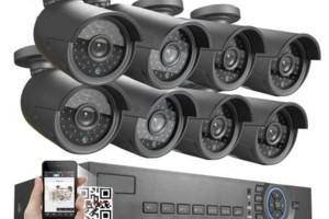 Photo #2: Home CCTV Security Camera Systems; Complete Setup and Installation