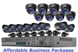 Photo #1: Home CCTV Security Camera Systems; Complete Setup and Installation