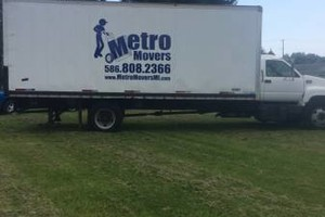 Photo #1: Moving company service. Metro movers