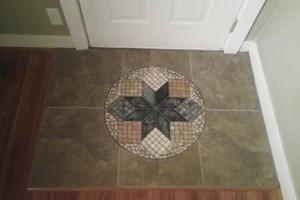 Photo #3: Ceramic Tile Installer & General Household Handyman