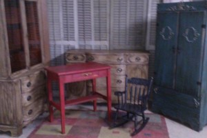 Photo #12: Furniture painting, Old world, Chic
