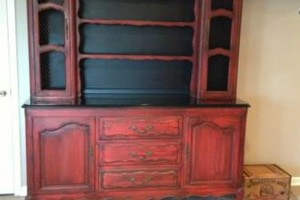 Photo #7: Furniture painting, Old world, Chic