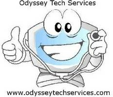 Photo #1: Odyssey Tech Services. Computer Work Done Right For Cheap!
