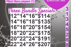 Photo #1: JKA's Effulgent Hair. PROM SPECIALS! Bundles starting at $25+
