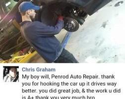 Photo #5: Penrod Auto Repair. Diagnostic Time 50.00 HR