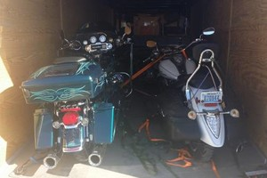 Photo #2: I transport motorcycles