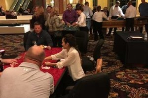 Photo #1: Liberty casino parties + bartenders entertainers