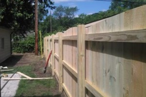Photo #4: Built rite fence & decks