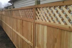 Photo #3: Built rite fence & decks