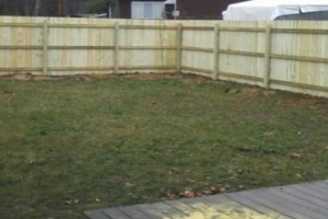 Photo #2: Built rite fence & decks