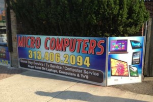 Photo #15: MICRO COMPUTERS. Cheap Computer Repairs. Virus Removal: $35