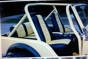 Photo #9: The Armored Group. Automotive upholstery & trim