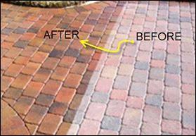 Photo #2: Resurfacing Concrete. Add new color!