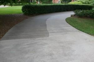 Photo #6: Resurfacing Concrete. Add new color!