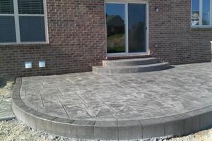 Photo #7: Resurfacing Concrete. Add new color!