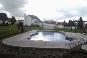 Photo #9: Resurfacing Concrete. Add new color!