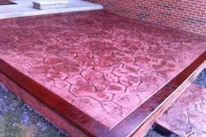 Photo #10: Resurfacing Concrete. Add new color!