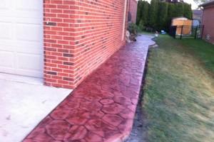 Photo #11: Resurfacing Concrete. Add new color!
