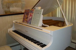 Photo #2: Private piano lessons - 45 min - practice on piano and music theory