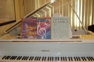 Photo #1: Private piano lessons - 45 min - practice on piano and music theory