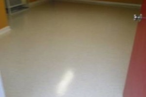 Photo #5: VCT tile and vinyl wood plank installation