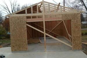 Photo #10: Siding, Drywall and Custom Interior Work