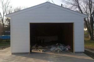 Photo #9: Siding, Drywall and Custom Interior Work