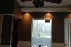 Photo #4: Siding, Drywall and Custom Interior Work