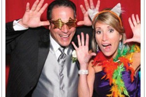 Photo #3: Flashing Litez. Photo Booth Rental. $399 4hour!