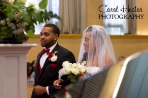 Photo #6: Carol Hector Photography. Wedding Photography
