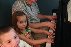 Photo #4: MUSIC LESSONS SHOULD BE FUN! Piano/Voice Songwriters. SONGLab Studio