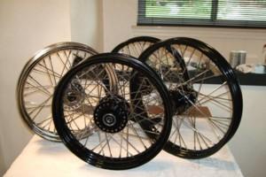 Photo #7: Motorcycle Wheel Service - Spoke Wheel Lacing, Tire Service