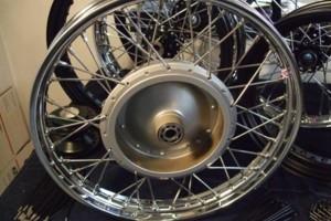 Photo #5: Motorcycle Wheel Service - Spoke Wheel Lacing, Tire Service
