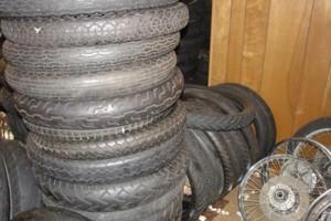 Photo #1: Motorcycle Wheel Service - Spoke Wheel Lacing, Tire Service
