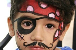Photo #4: Use Wacky Doodle Face Painting at your next event!!