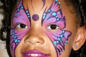 Photo #3: Use Wacky Doodle Face Painting at your next event!!