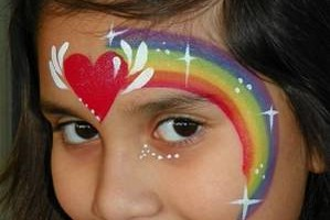 Photo #2: Use Wacky Doodle Face Painting at your next event!!