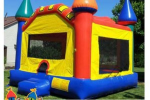 Photo #4: Double Bounce Party Rentals LL. ˜…Bounce House, Water Slide...