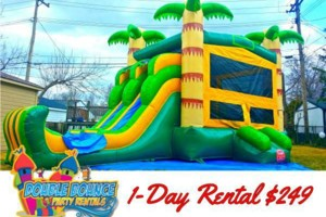 Photo #3: Double Bounce Party Rentals LL. ˜…Bounce House, Water Slide...