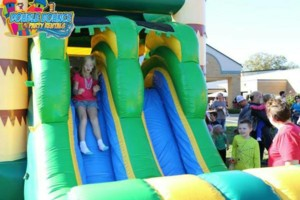 Photo #2: Double Bounce Party Rentals LL. ˜…Bounce House, Water Slide...