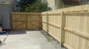 Photo #3: POE McKOWN GATES and FENCE!!