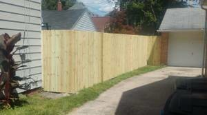 Photo #2: POE McKOWN GATES and FENCE!!