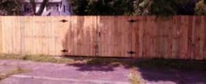 Photo #1: POE McKOWN GATES and FENCE!!